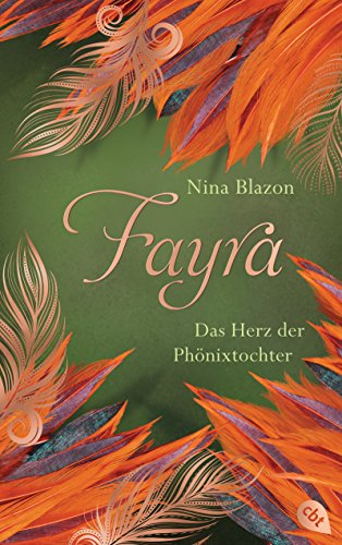 FAYRA - Das Herz der Phönixtochter (German Edition)