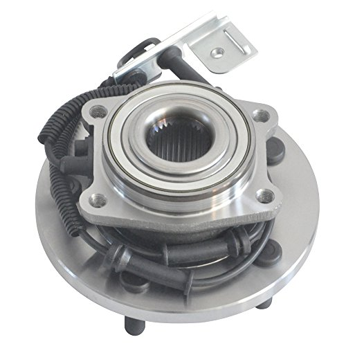 [Brand New DRIVESTAR 513273 Front Wheel Hub & Bearing for Town & Country Grand Caravan Routan] (Country Front Hubs Bearings)