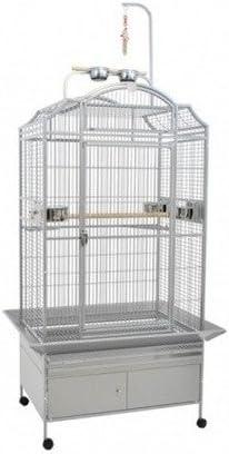 Cage Pour Perroquet Las Vegas I Platinium Amazon Fr Animalerie
