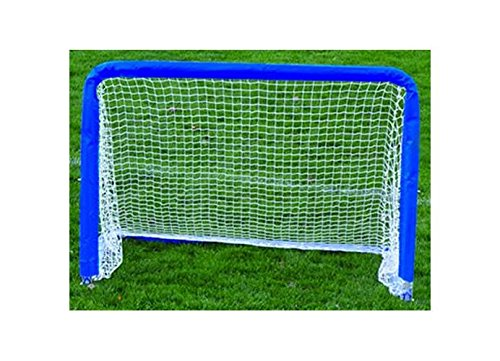 Mini Goal Net in Blue and White