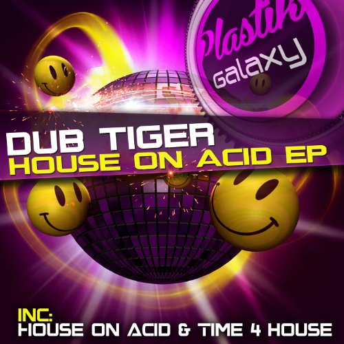 House on acid original mix by dub tiger on amazon music for Acid house mix