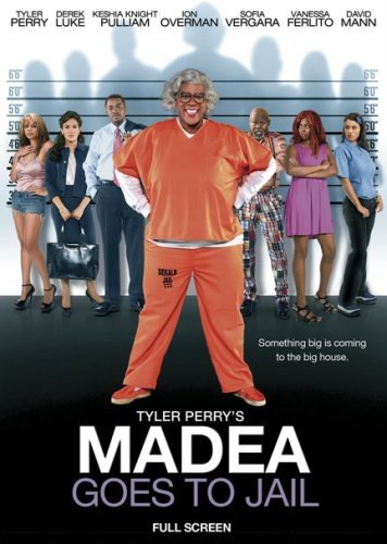 Tyler Perry's Madea Goes to Jail (Fullscreen Edition)]()