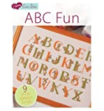 img - for I Love Cross Stitch: ABC Fun: 9 Picture Alphabets for Kids (I Love Cross Stitch) (Paperback) - Common book / textbook / text book