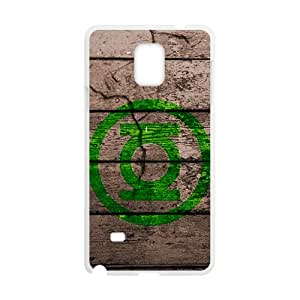 Hope-Store Wooden Logo Pattern Hot Seller Stylish Hard Case For Samsung Galaxy Note4