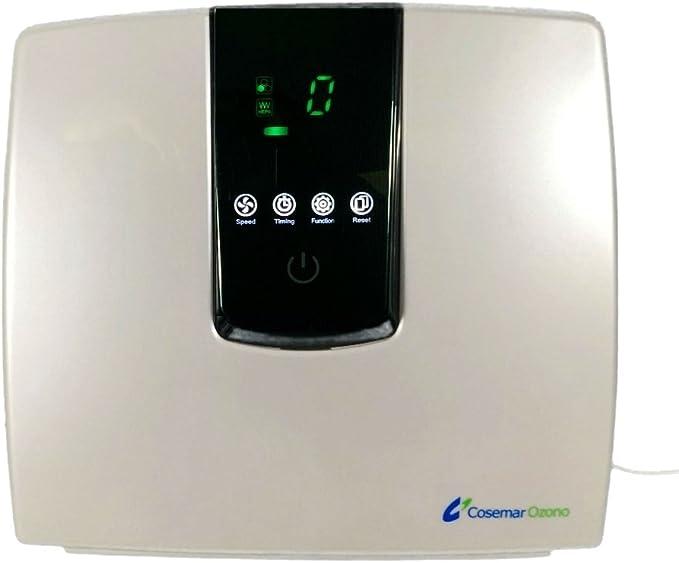 Purificador de aire doméstico digital, ionizador de aire, filtro ...