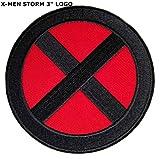 Outlander Gear Marvel Comics X-MEN Storm Logo 3