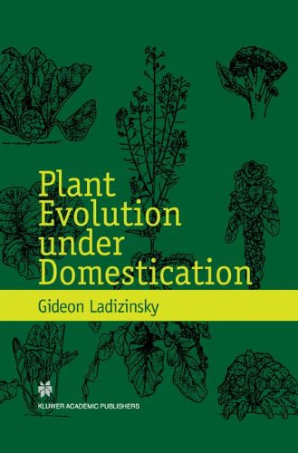 Plant Evolution under Domestication PDF