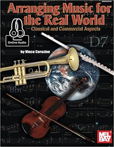 Arranging Music for the Real World: Vince Corozine: 9780786687626