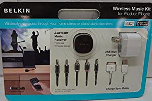 Belkin Wireless Music Kit for Ipod or Iphone from Belkin Components