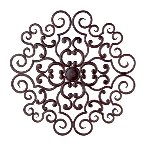 TIC Collection 22-205 Lucques Wall Plaque by Import Collection