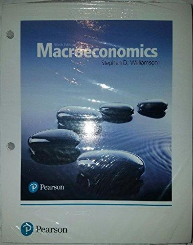 Macroeconomics 6th edition (Loose Leaf Version)
