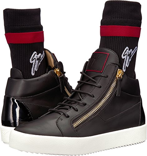 Giuseppe Zanotti Men's May London Sock Mid Top Sneaker for sale  Delivered anywhere in USA