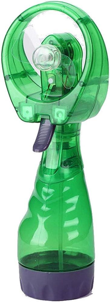 ❤️Jonerytime❤️New Portable Hand held Cooling Cool Water Spray Misting Fan Mist Travel Beach