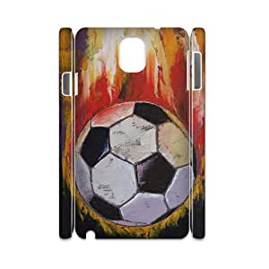 Chinese Soccer Personalized 3D Cover Case for Samsung Galaxy Note 3 N9000,custom Chinese Soccer Case