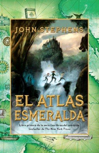 El atlas esmeralda: Los libros del comienzo (1) (Spanish Edition) by