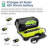 OP401 40V Lithium Battery Charger Replacement for