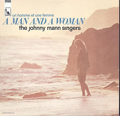 """Price comparison product image The Johnny Mann Singers, """"A Man and a Woman"""""""