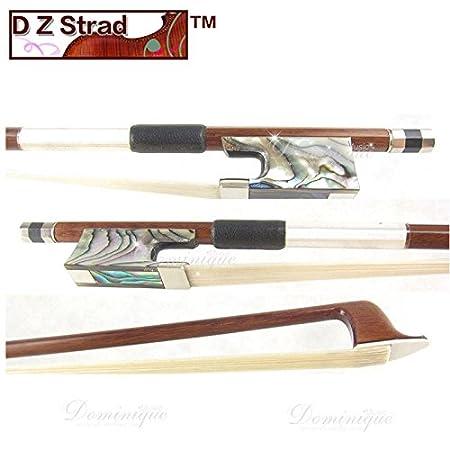 D Z Strad Brazil Wood Violin Bow Model 200 4//4 - Size