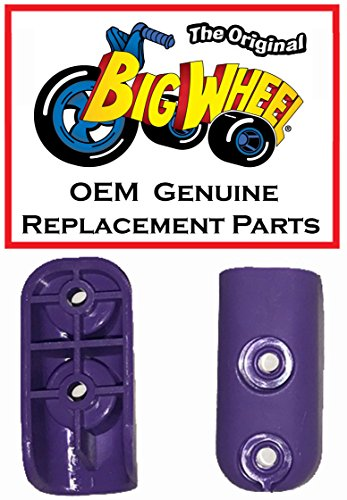 Purple Fork Blocks for The Original Princess Big Wheel, Original Replacement Parts