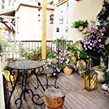 Solar Lantern,Outdoor Garden Hanging Lanterns,Set
