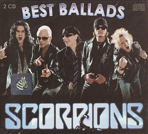 Scorpions - Best Ballads [2 CD] DIGIPACK