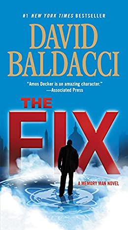 David baldacci books by date