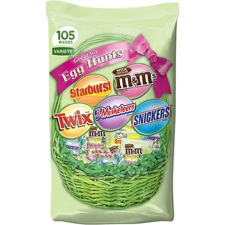 Delicious Mars Ultimate Variety Mix Candy For Easter Egg Hun