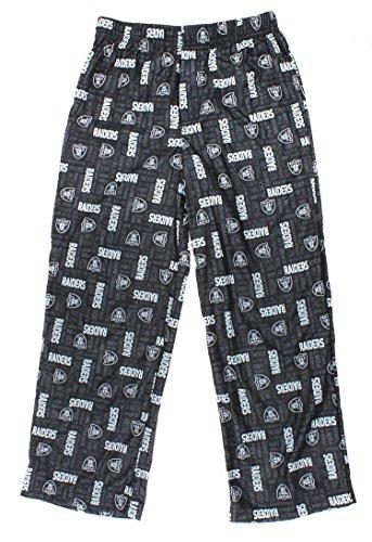 Oakland Raiders Boys Kids Pajama
