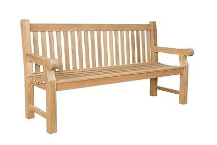 Superb Amazon Com Anderson Collections Devonshire Teak Garden Machost Co Dining Chair Design Ideas Machostcouk