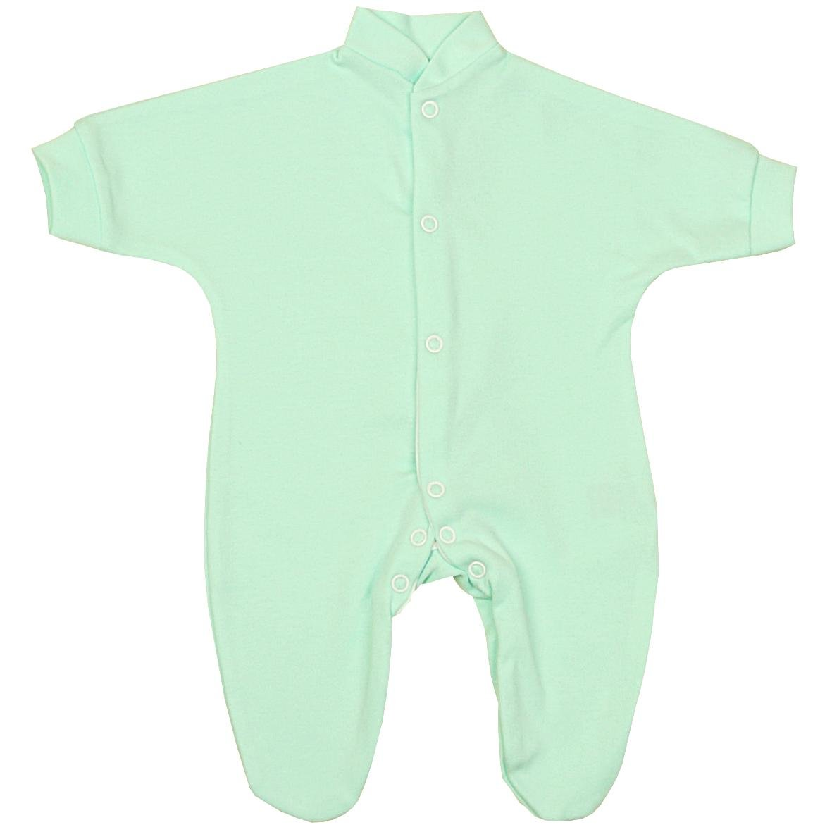 BabyPrem Baby Plain Sleepsuit Premature Clothes 0 - 7.5lb LB012