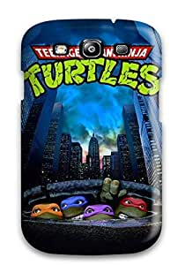 Top Quality Case Cover For Galaxy S3 Case With Nice Teenage Mutant Ninja Turtles Appearance