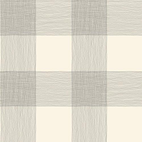 - Magnolia Home Common Thread Cream and Black Wallpaper