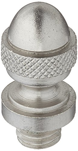 Deltana DSAT15 Solid Brass Acorn Tip (Solid Brass Hinge Acorn Finial)