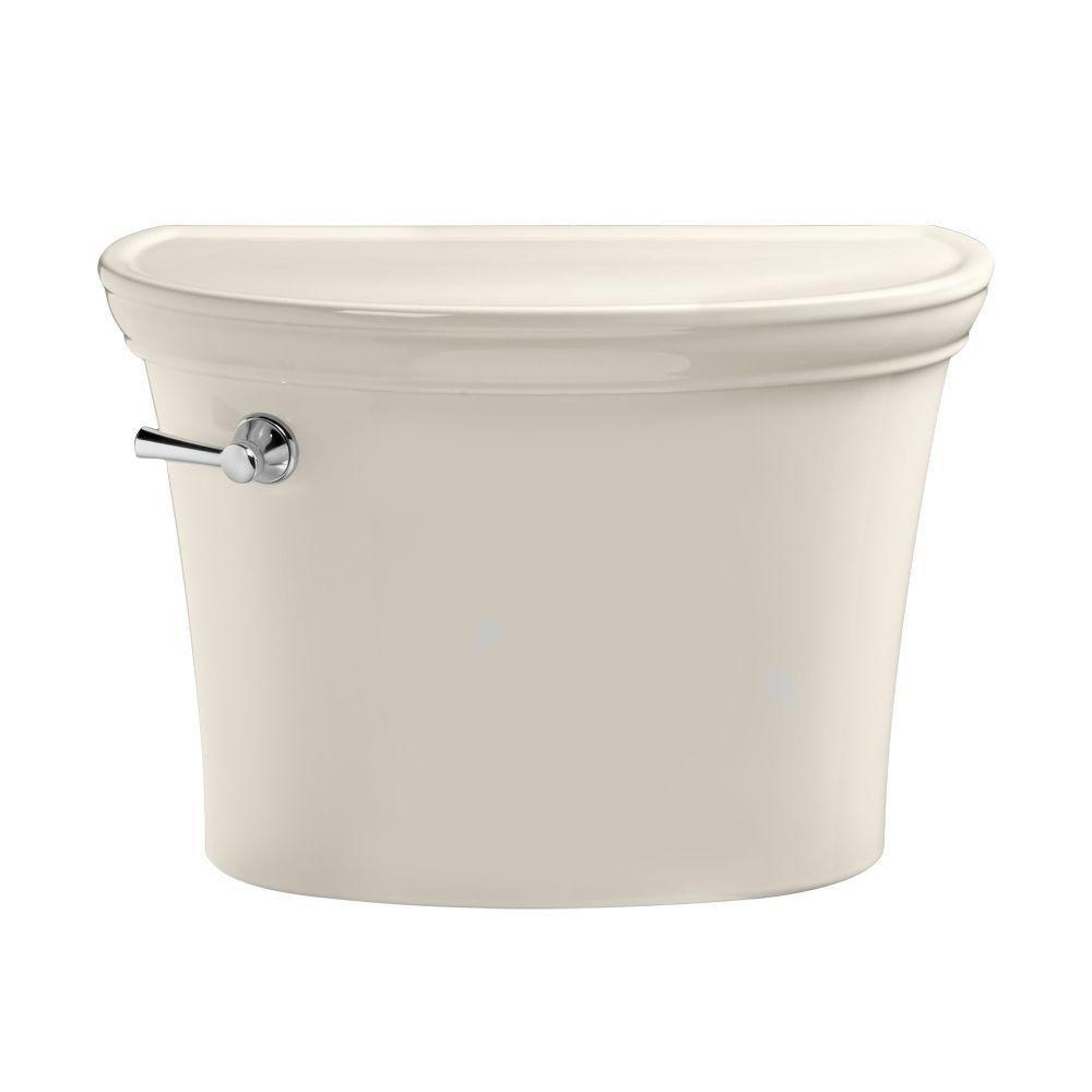 American Standard 4270A104.222 Heritage Vormax 1.28 Gpf Single Flush Toilet Tank Only In Linen