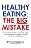 img - for Healthy Eating: The Big Mistake: How modern medicine has got it wrong about diabetes, cholesterol, cancer, Alzheimer?s and obetity book / textbook / text book