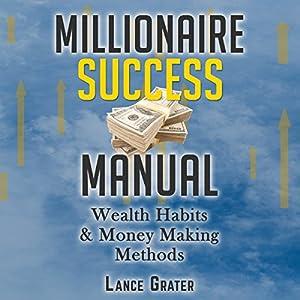 Millionaire Success Manual Audiobook