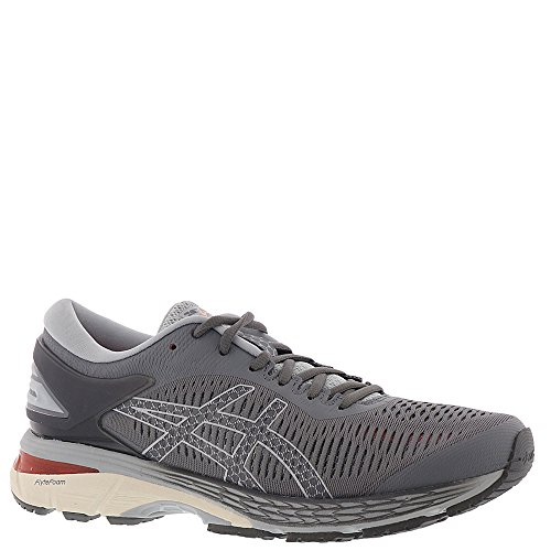 ASICS Gel-Kayano 25 Women's Running Shoe, Carbon/Mid Grey, 10 D US -