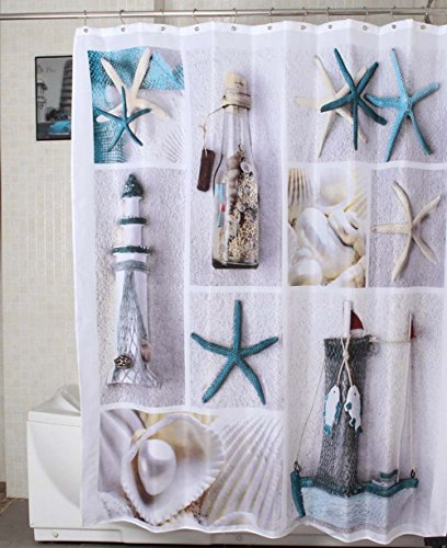 seashell bathroom accessories