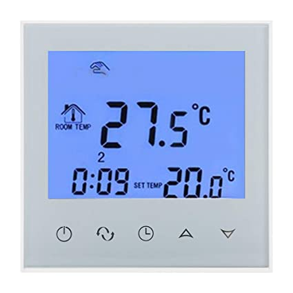 HY03WW-2 WiFi Digital Thermostat Programmable LCD Display Heating Temperature Controller NTC