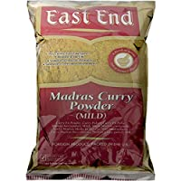 Madras Curry en polvo para condimentos de excelente calidad East End 1 kg