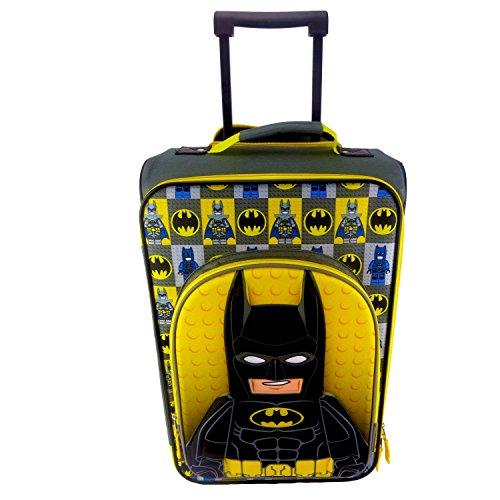 Lego Batman luggage Boys, Grey