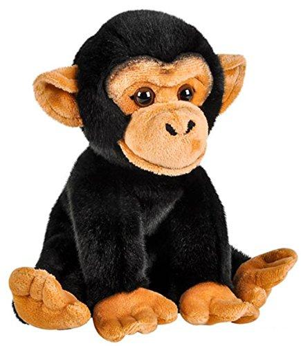 Stuffed Chimpanzee - Wildlife Tree 12