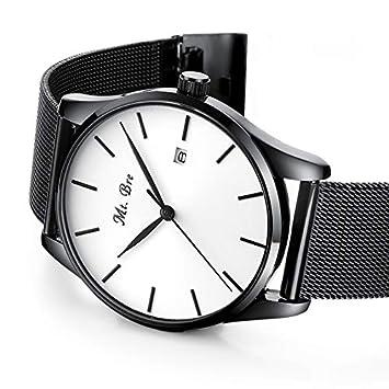 RTVDA 2018 Nuevos Modelos Relojes Hombres Optical Phantom Relojes mecánicos Reloj Simple para Hombres Impermeable Fashion Student Tide Concept, ...