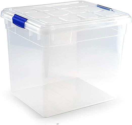 Plastic Forte - Caja de ordenación nº 17 35 litros: Amazon.es: Hogar