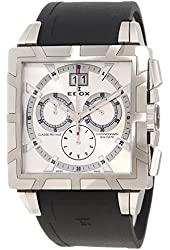 EDOX ROYALE SQUARE MEN'S WATCH 10013 3 AIN