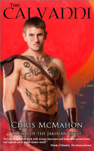 The Calvanni (The Jakirian Cycle Book 1)