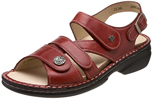 Finn Comfort Gomera Women Flats Shoes Sandals