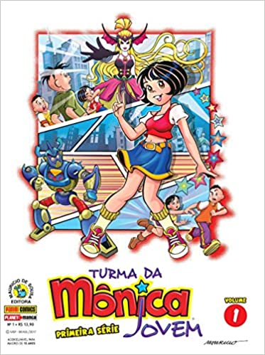 Revista Turma Da Monica Jovem Pdf