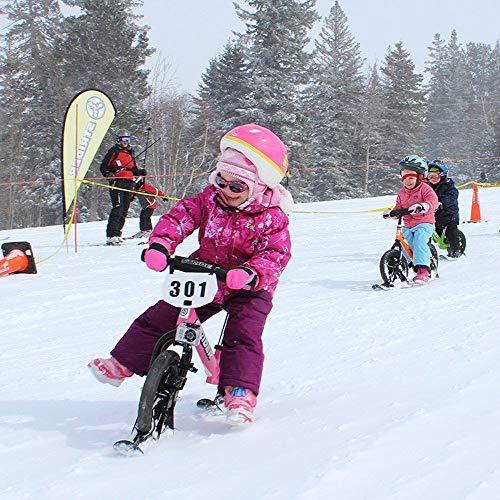 Strider Snow Ski Set for Balance Bikes by Strider (Image #4)
