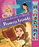 Best Disney Princess 3 Year Old Books - Disney Princess - I'm Ready to Read Princess Review